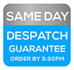 Same Day Despatch (order by 3:30pm)